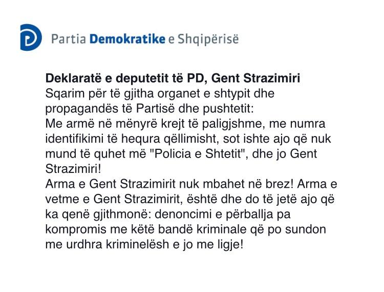 PD Strazimiri