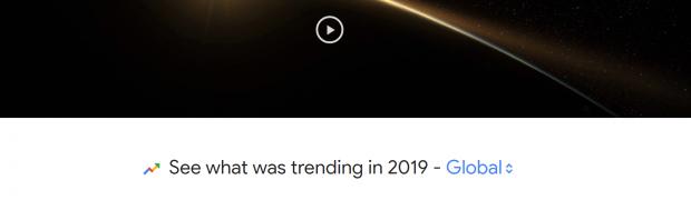 2019, viti sipas Google